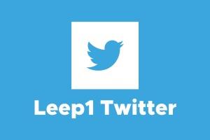 Leep1 Twitter