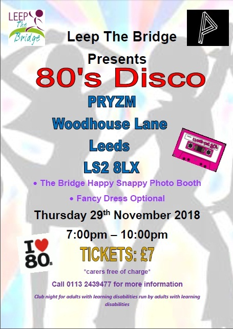 Leep the Bridge - 80s Disco